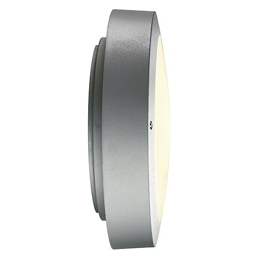 dragan silber runde wandleuchte 35cm slv 230404 69 00. Black Bedroom Furniture Sets. Home Design Ideas