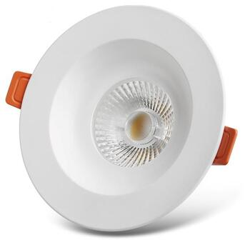 Dotlux LED-Downlight CIRCLEmini 6,5W 2700K IP44 ohne...