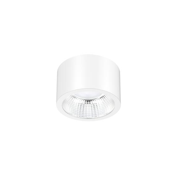 Dotlux LED Leuchte CIRCLEugr-top 25W 3000/4000/5700K COLORselect weiß