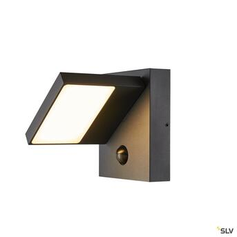 ABRIDOR SENSOR, Outdoor LED Wandaufbauleuchte IP55...