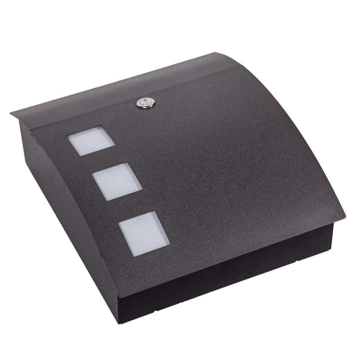 briefkasten anthrazit freistehend stebler briefkasten 99b z8 ral 7016 anthrazit freistehende. Black Bedroom Furniture Sets. Home Design Ideas
