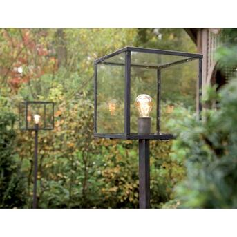 Vitrine Floorlamp Stehleuchte IP42 bronze Authentag 170...