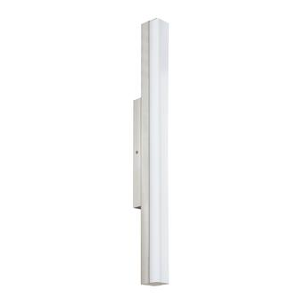 LED Wandleuchte 60cm nickel-matt Torretta IP44 Badleuchte