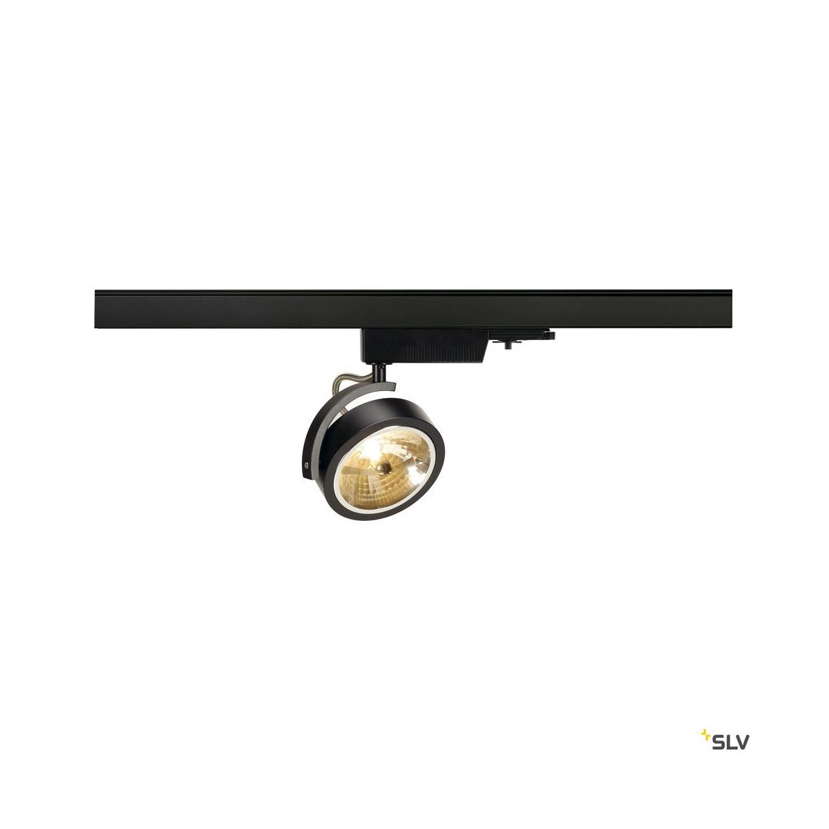 kalu track qrb111 schwarz inkl 3 p adapter slv 153580 77 99. Black Bedroom Furniture Sets. Home Design Ideas