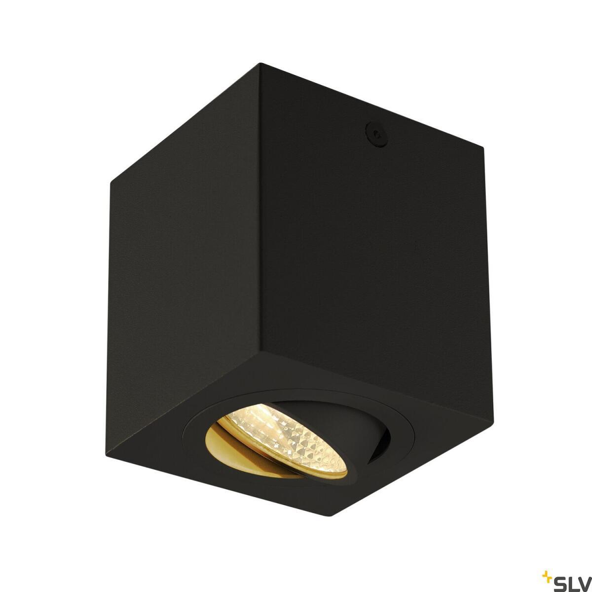 triledo square cl aufbau downlight mattschwarz led 6w 38. Black Bedroom Furniture Sets. Home Design Ideas