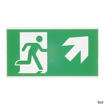 P-Light Emergency Series Stair Signs For Exit Wall...