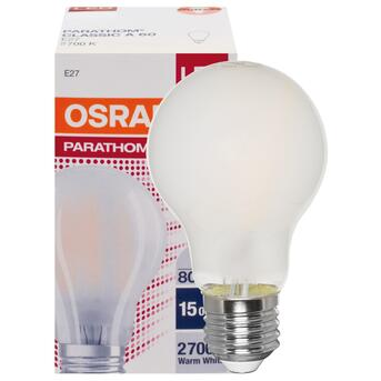 E27 LED Osram Retrofit 7W 806 Lumen 2700K warmweiß...