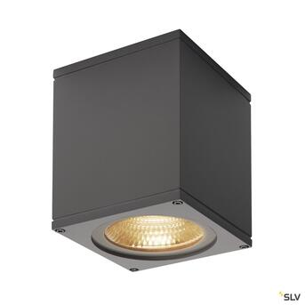 Big Theo Wall Downlight Wandleuchte anthrazit LED 17,5W...