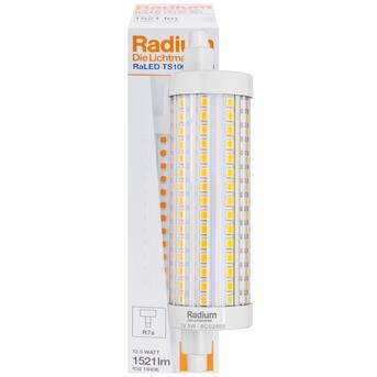 R7s LED Stablampe 118mm 12,5W 1521 Lumen 2700K warmweiß...
