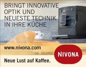 Nivona Keffeevollautomaten